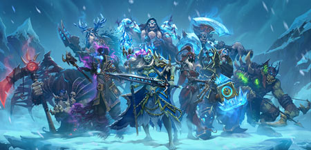 The Knights of the Frozen Throne