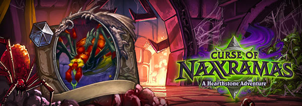 Curse of Naxxramas A hearthstone Adventure