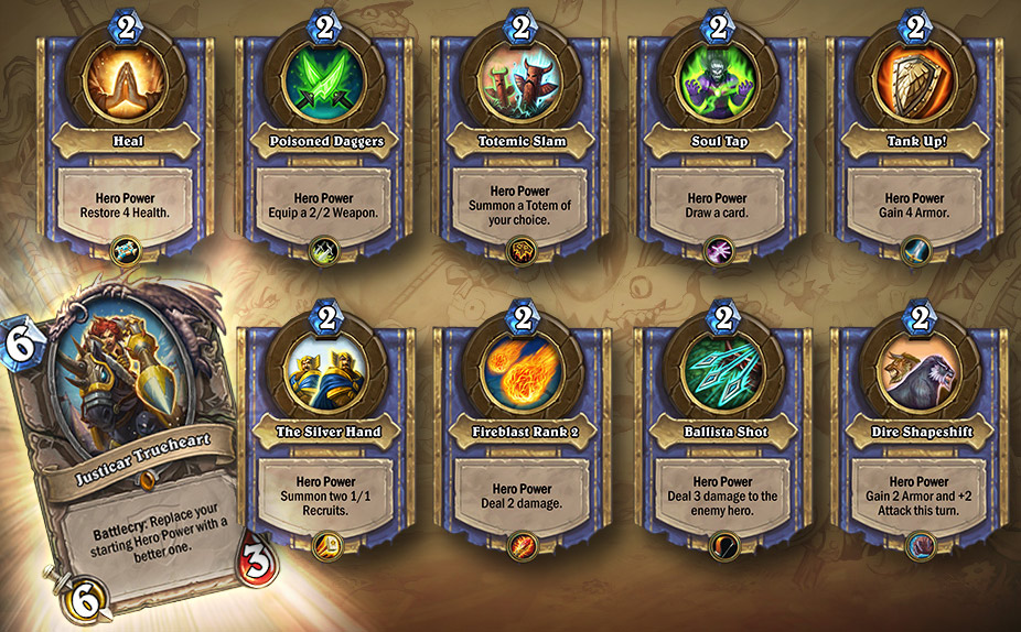how to win cards in hearthstone