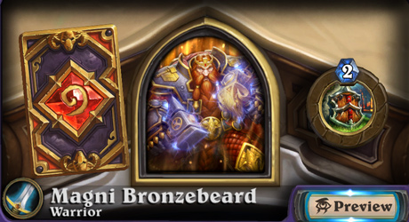 Warrior Magni Bronzebeard