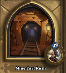 Mine Cart Rush