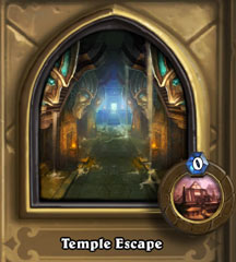 Heroic Temple Escape