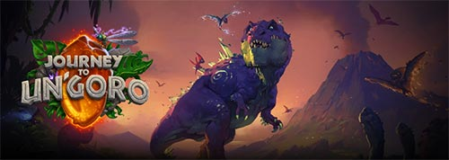 Journey to Un'Goro hearthstone cards